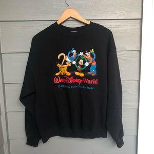 Walt Disney World 2000 Millennium Sweatshirt